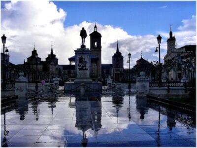 Alcala de Henares España
