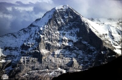 Alpes Berneses Suiza
