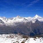 Alpes Peninos Suiza