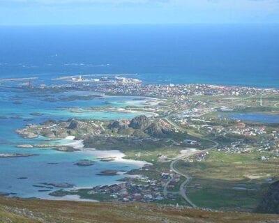 Andenes Noruega