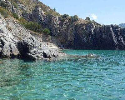 Ascea Marina Italia