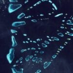 Atolón Malé Sur Maldivas