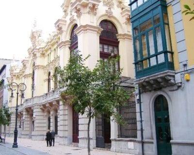 Avilés España