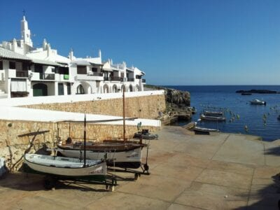 Binibeca, Menorca España