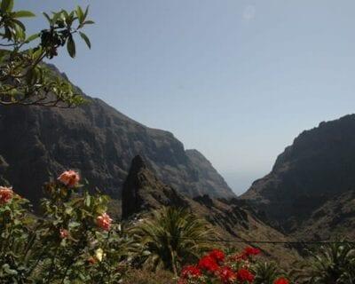 Buenavista del Norte, Tenerife España