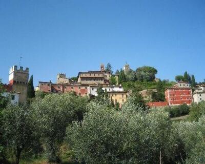 Buggiano Castello Italia