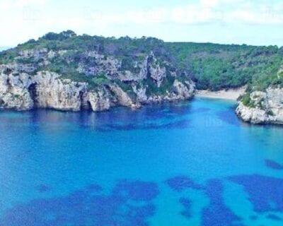 Cala Blanca, Menorca España