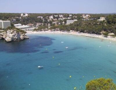 Cala Galdana, Menorca España