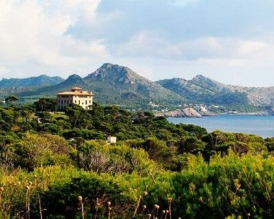 Cala Ratjada, Mallorca España