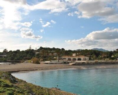 Calas de Mallorca España