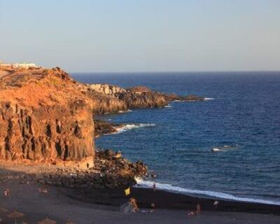 Callao Salvaje, Tenerife España