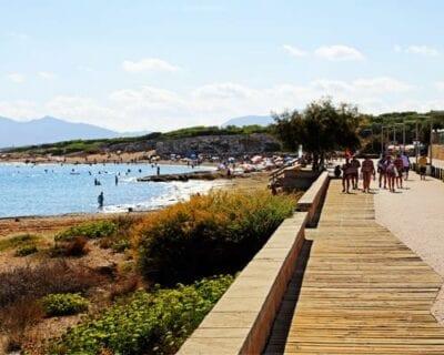 Can Picafort, Mallorca España