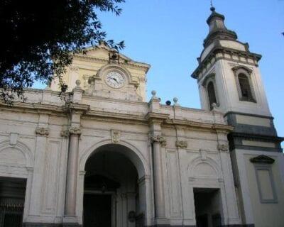 Castellamare Di Stabia Italia