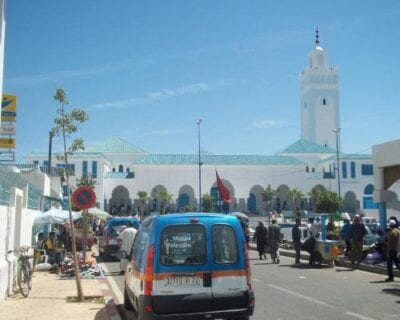 Castillejos Fnideq Marruecos