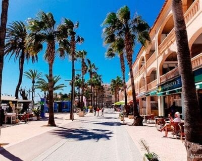 Colonia de Sant Jordi, Mallorca España