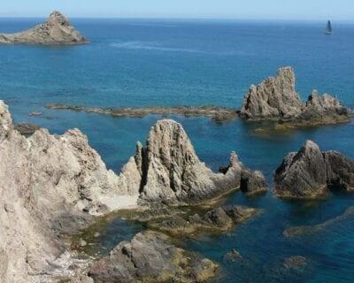 Costa de Almería España