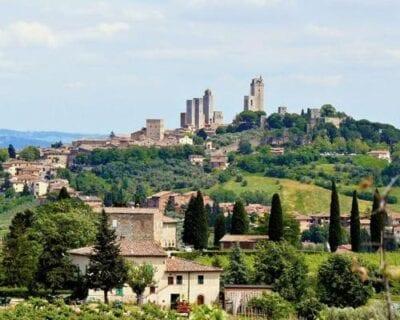 Gaiole in Chianti Italia