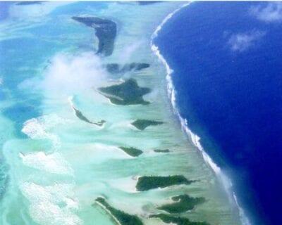 Haa Dhaalu Atoll Maldivas