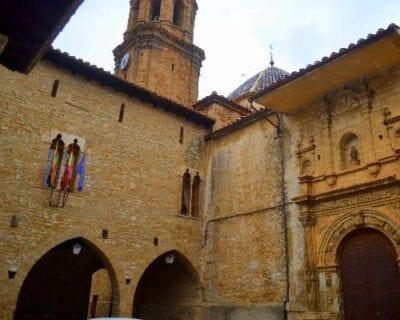 Iglesuela del Cid España