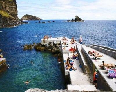 Ilha graciosa Portugal