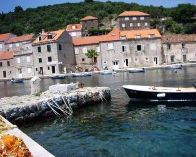 Isla Šipan Croacia