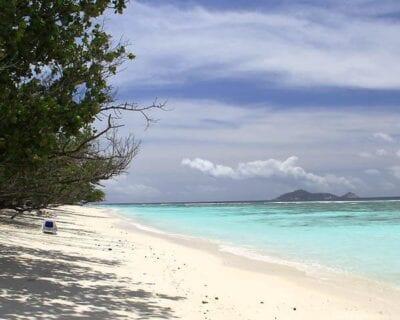 Isla de Silhouette Seychelles