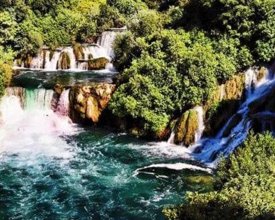 Isla Krk Croacia