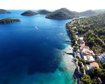 Isla Lastovo Croacia