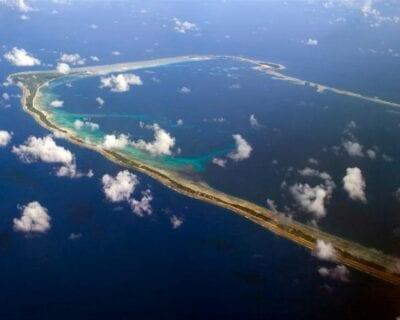 Isla Majuro Islas Marshall