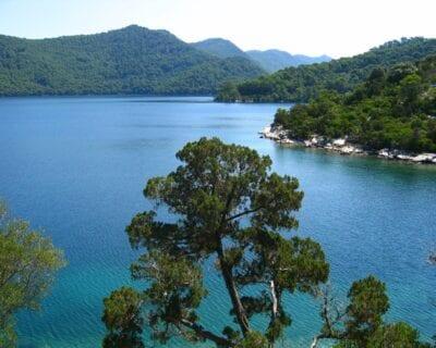 Isla Mljet Croacia