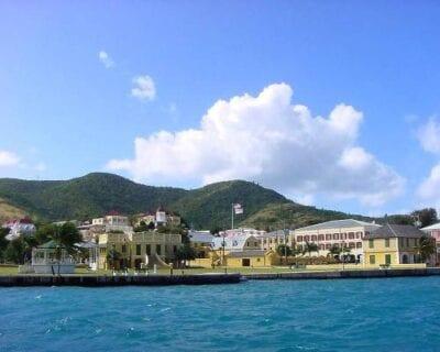 Isla Saint Croix Islas Vírgenes de los Estados Unidos