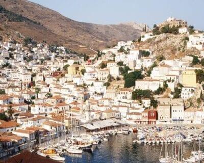 Islas Sarónicas Grecia