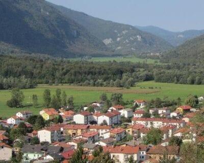 Kobarid Eslovenia