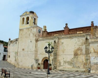 La Parra (Badajoz) España