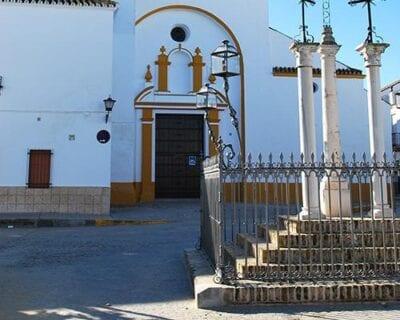 La Puebla de Cazalla España