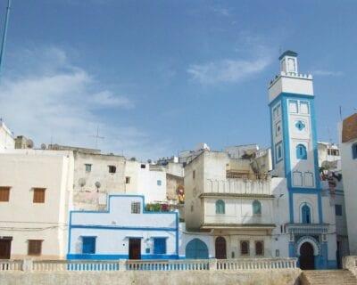 Larache Marruecos