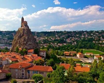 Le Puy en Velay Francia