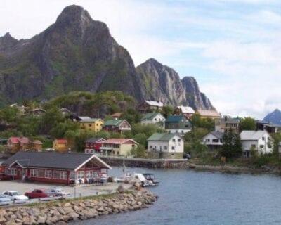 Leknes Noruega