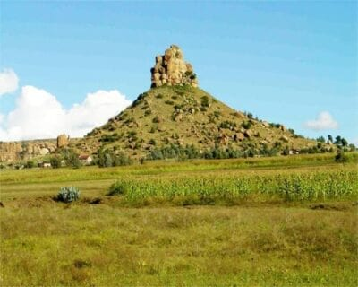 Lesoto República de Sudáfrica
