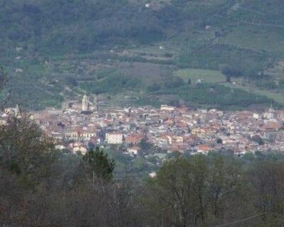 Linguaglossa Italia