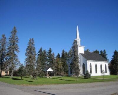 Liscomb Mills, Nueva Escocia Canadá