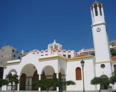 Los Cristianos, Tenerife España