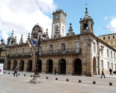 Lugo (Provincia) España