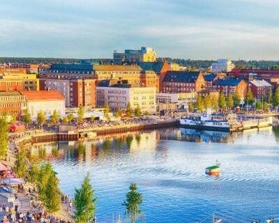 Lulea Suecia