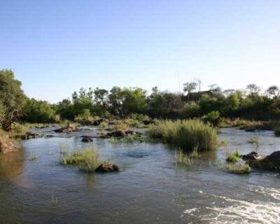 Madikwe República de Sudáfrica