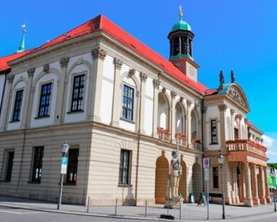 Magdeburgo Alemania