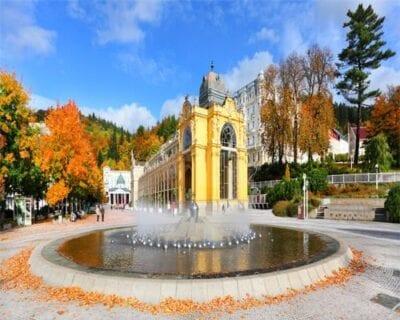 Marianske Lanze República Checa
