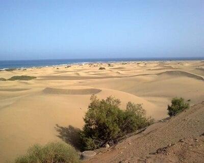 Maspalomas, Gran Canaria España
