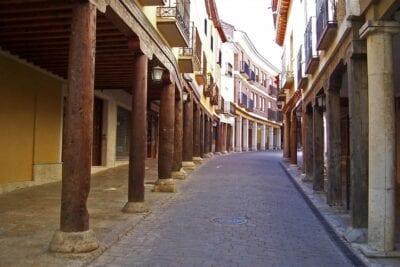 Medina de Rioseco España