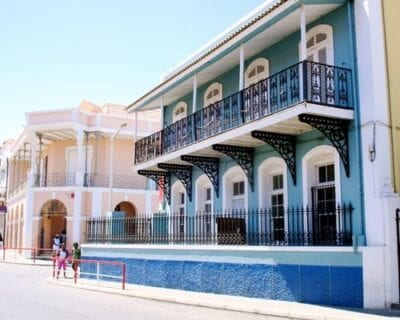 Mindelo (Isla de Sao Vicente) Cabo Verde